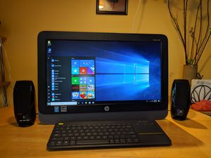 """20"""" HP ProOne 400 G1 All in One Desktop for Sale in Staten Island, NY"""