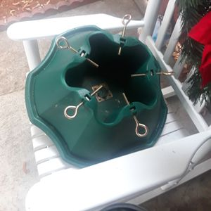 Christmas tree stand for Sale in San Jose, CA