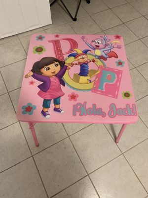 Kids table & chair set for Sale in Parkville, MD