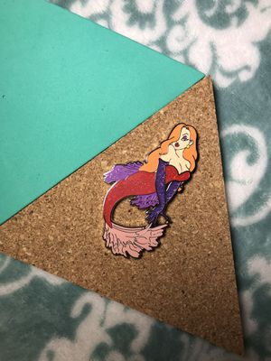 Jessica Rabbit as a Mermaid Jumbo Fantasy Pin for Sale in Scottsdale, AZ