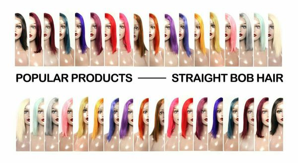 Your Best Choice! Preorder Any style/length in Amazing color lacewigs
