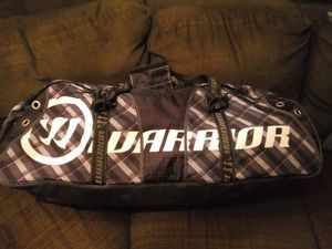 Warrior large sport equipment duffle bag. for Sale in Towson, MD