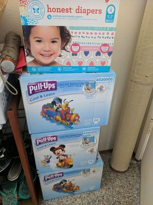 Huggies Pull-Ups for Sale in San Diego, CA