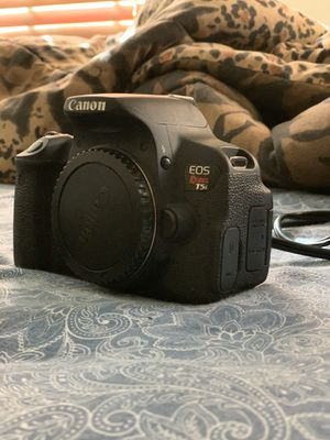 Canon EOS Rebel t5i for Sale in Austell, GA