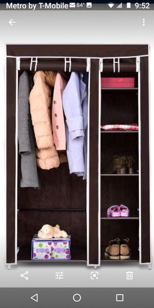 Portable closet organizer for Sale in Tamarac, FL