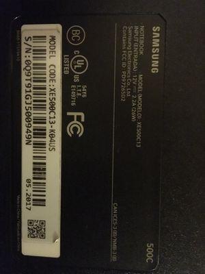 Samsung Chromebook for Sale in Jacksonville, FL