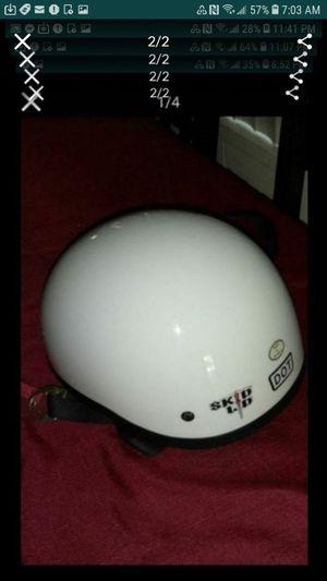 motorcycle helmet like new size L for Sale in Glendale, AZ