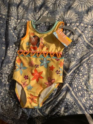 moana swimsuit 18M for Sale in San Diego, CA