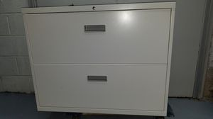 Lateral file cabinet for Sale in New York, NY