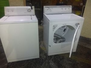 Washer and dryer set for sale OBO for Sale in Lauderdale Lakes, FL