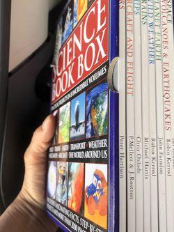 Science Book Box for Sale in Azusa,  CA