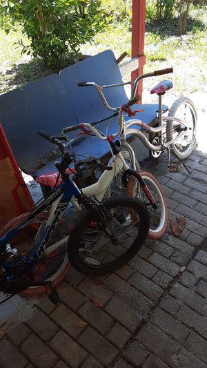 Kid bikes for Sale in Tampa, FL