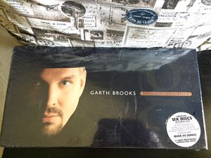 Garth Brooks The Limited Series 6 discs Brand New Factory Sealed for Sale in Modesto, CA