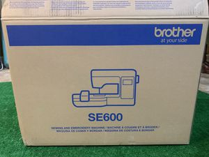 Brother se600 sewing and embroidery machine for Sale in Naperville, IL