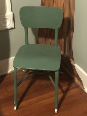 Small green kids chair for Sale in Manchaca, TX