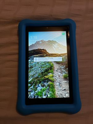 Amazon Free Time Kindle tab for Sale in Riverview, FL
