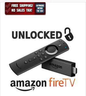 Best unlocked fire TV stick guaranteed for Sale in Philadelphia, PA