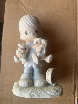 7 Vintage Precious Moments Figurines for Sale in Beaverton, OR