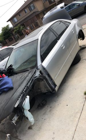 2007 Audi A4 2.0T part out for Sale in Hawthorne, CA