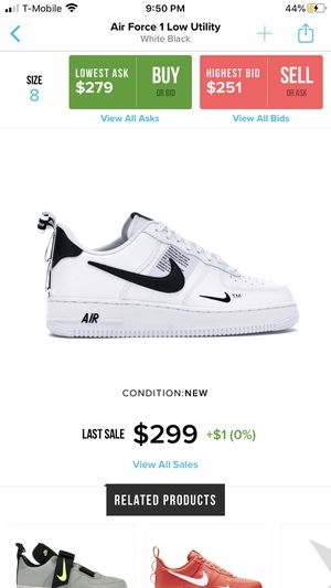 Air Force 1 low utility for Sale in Garden Grove, CA