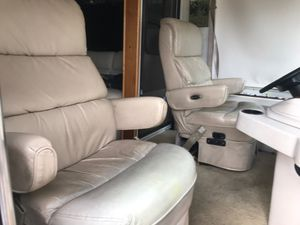 Flexsteel Captains Chairs Seats for a Motorhome for Sale in Riverside, CA