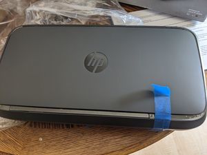 HP Office 250 All-in-One Portable Printer with Wireless & Mobile Printing for Sale in Carmel, IN