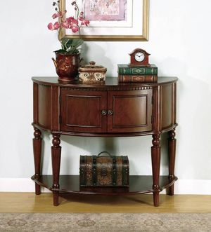 Wood Console Table!!Brand New for Sale in Snellville, GA