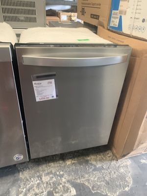 Whirlpool Stainless Steel Dishwasher for Sale in Tampa, FL