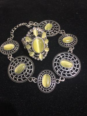 Yellow Moonstone Jewelry for Sale in Atlanta, GA