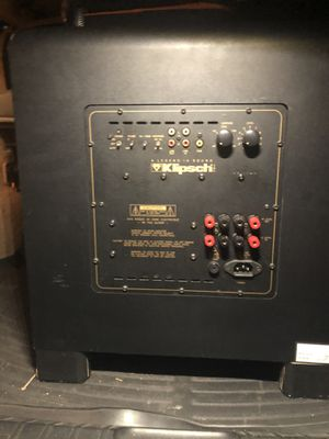"Klipsch 12"", Home Theatre Subwoofer for Sale in Palo Alto, CA"