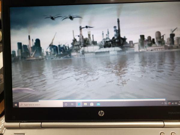 HP ELITEBOOK 8460P i5 14 Inch Silver Business Notebook/Laptop 8GB