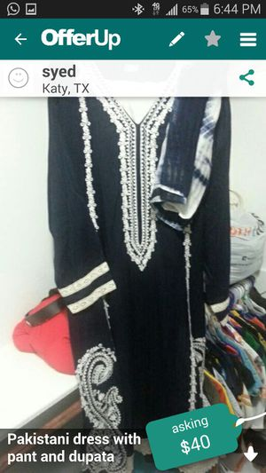 Embroided Navy blue Dress for Sale in Katy, TX