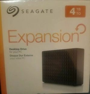 seagate 4tb expansion hard drive for Sale in St Louis, MO