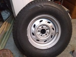 Brand-new tire 255/75r15 for Sale in Saint Petersburg, FL