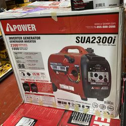Brand New Ipower 2300 watts Inverter Generator Ultra Quite Only Asking $430 for Sale in La Habra Heights, CA