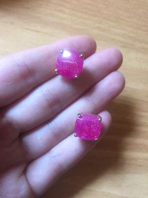 Earrings- pink for Sale in Houston, TX