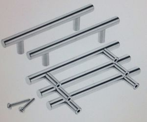Kitchen cabinet door handles set of 26 5 1/2inches brand new for Sale in Los Angeles, CA