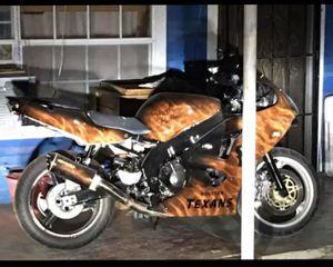 Kawasaki ZZR 600 motorcycle for Sale in Katy, TX