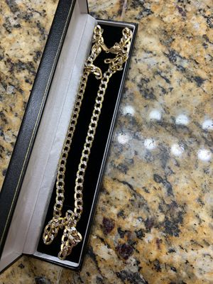 10kt gold chain for Sale in Tampa, FL
