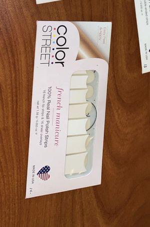 Nail polish strips !!! for Sale in Morgantown, WV
