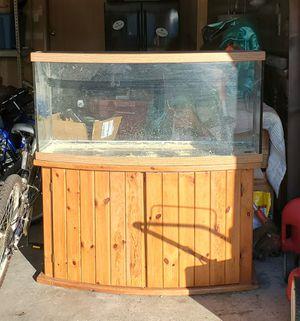 Big fish tank / aquarium 75 or 90 gallon?? for Sale in Spanaway, WA