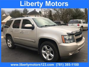 2008 Chevrolet Tahoe for Sale in Hanson, MA