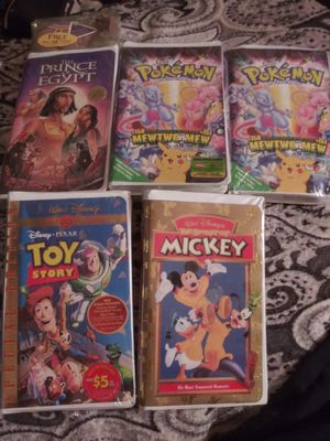 Spirit of Mickey VHS Opened. for Sale in Phoenix, AZ
