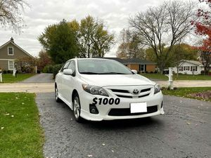 🍀I sell my family🍀2012 Toyota Corolla🍀 for Sale in Denver, CO