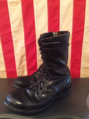 Vintage Army Combat Boots for Sale in Cleveland, OH
