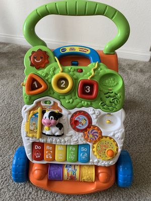Vtech Sit to Stand Baby Walker for Sale in Chino, CA