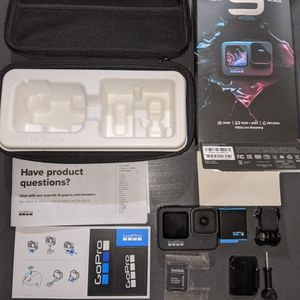 GoPro Hero 9 With Accessories for Sale in San Diego, CA