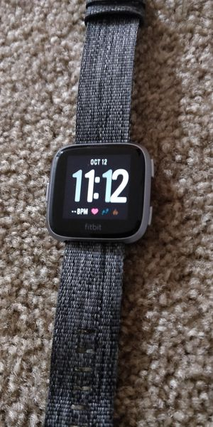Fitbit versa for Sale in Bellevue, WA