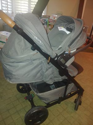 Pipa nuna stroller mix with car seat 2020 for Sale in Pasadena, CA