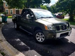 """🍁Automatic"""" 2005 Nissan Titan $1400 for Sale in Riverside, CA"""